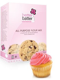 gluten free flour... worth the try