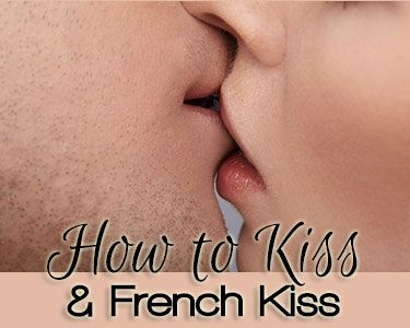 French kissing step by step