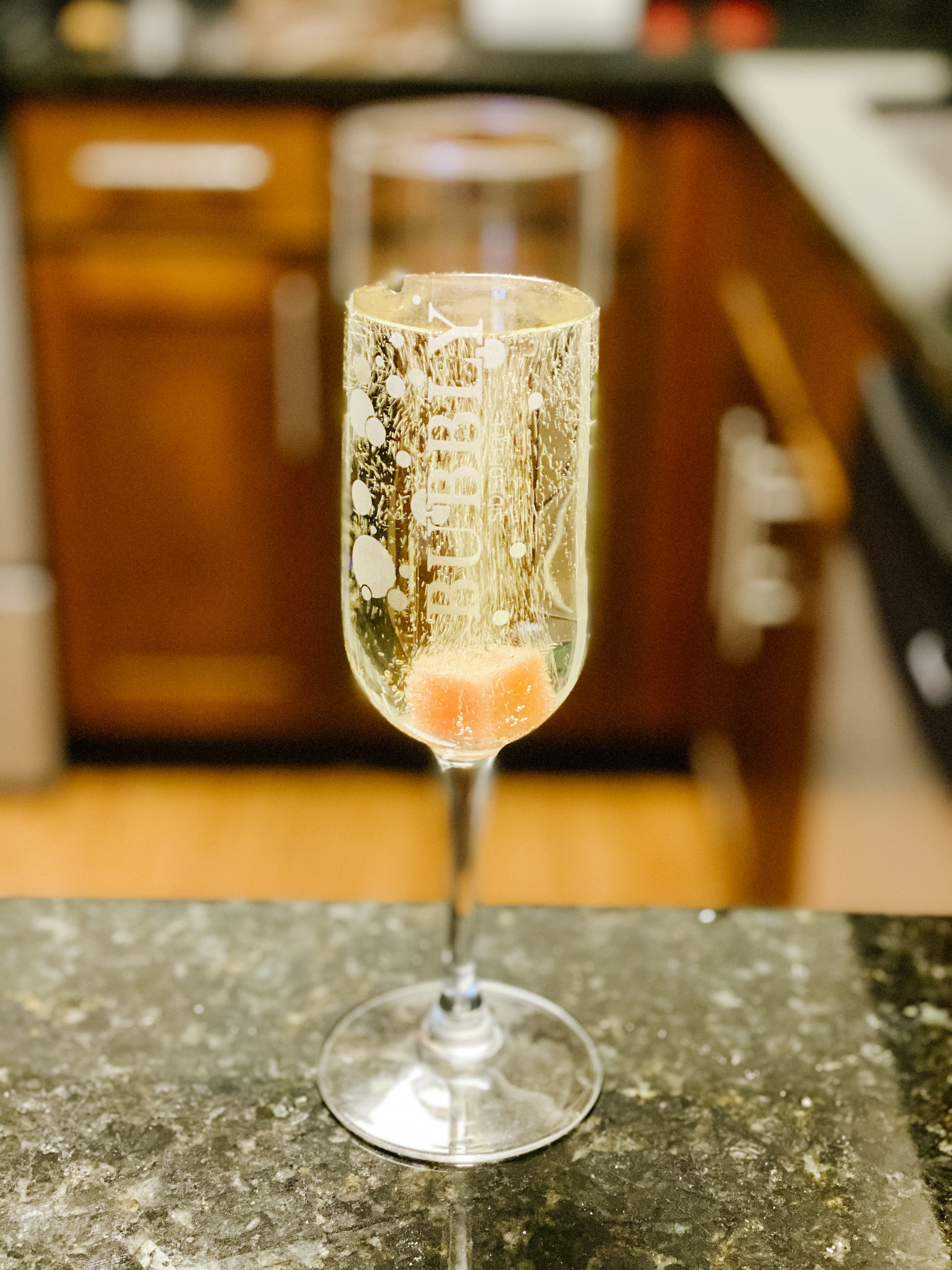 Cheater Mimosas Bubbly Side Of Life In 2020 Champagne Recipe Brunch Cocktails Bubbles