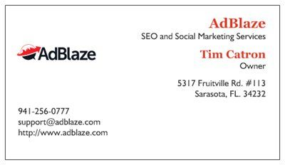 Adblaze - SEO and Social Networking Services http://www.adblaze.com