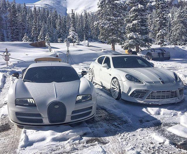 Blacklist Lamborghini: @bc's Bugatti & Fuel Transporter!