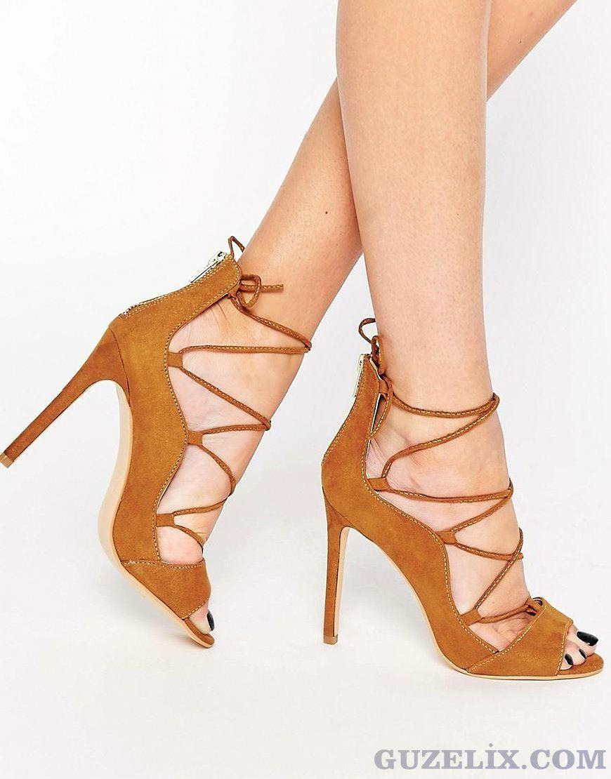 2017 Topuklu Ayakkabı Modelleri