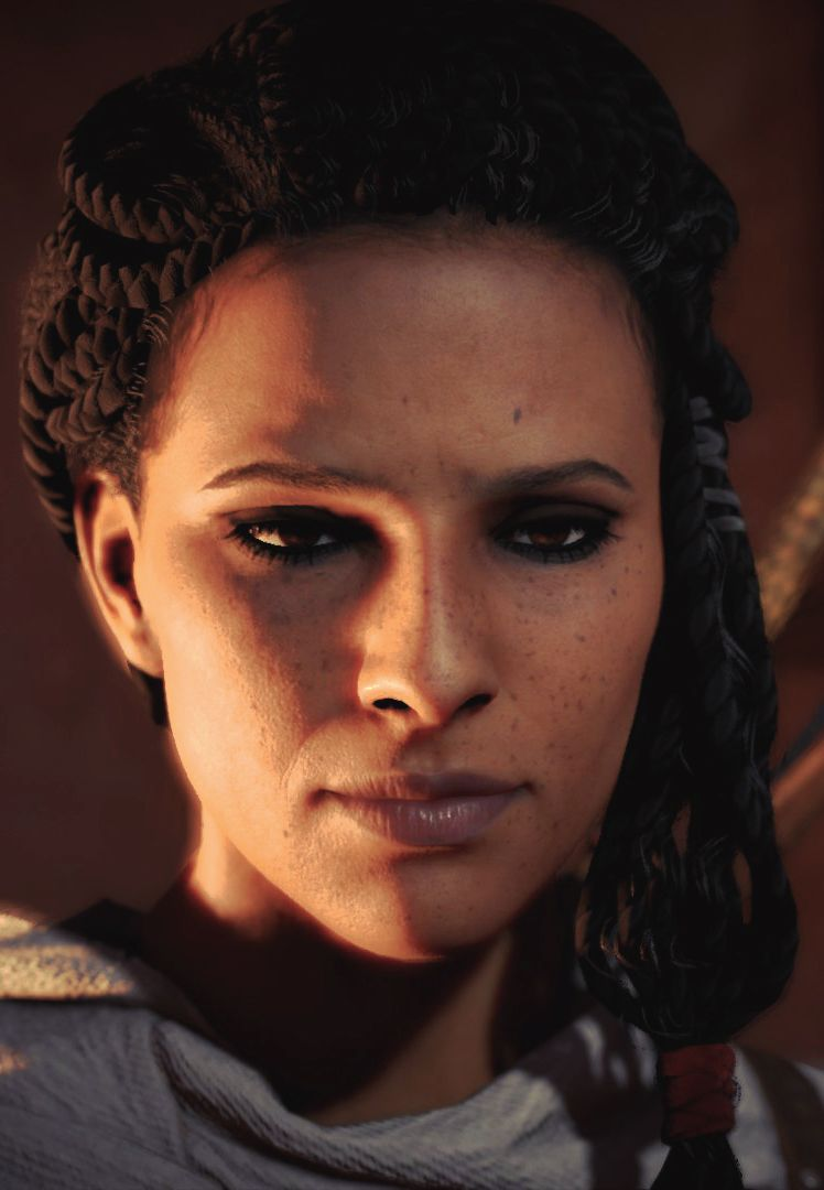 Aya Of Alexandria Amunet Assassin S Creed Origins Ancient