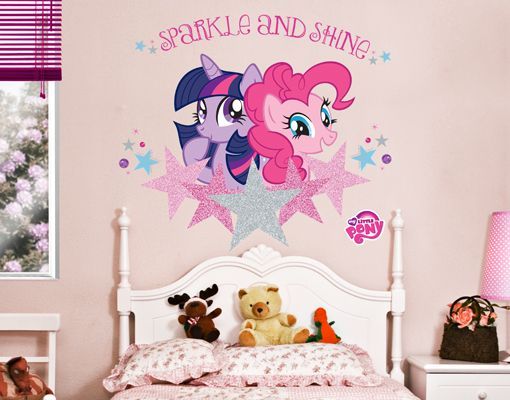 My little pony equestria girls nuevos stickers para la for Stickers habitacion nina