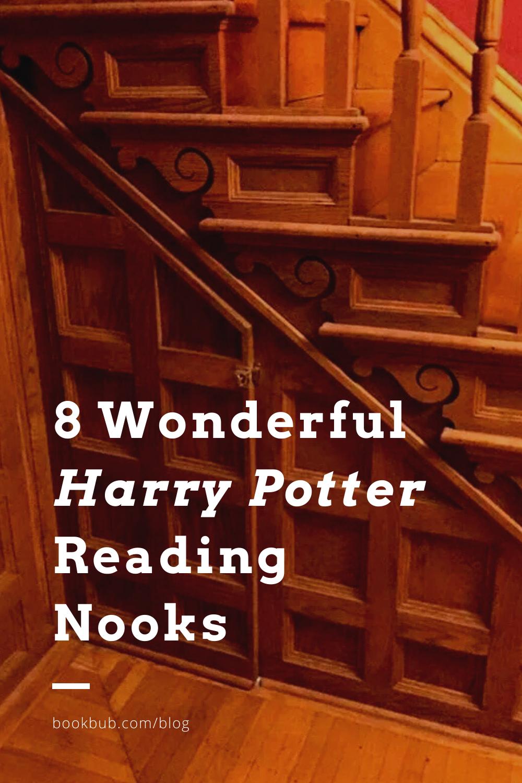 8 Magical Harry Potter Reading Nooks Reading Nook Potter Nook