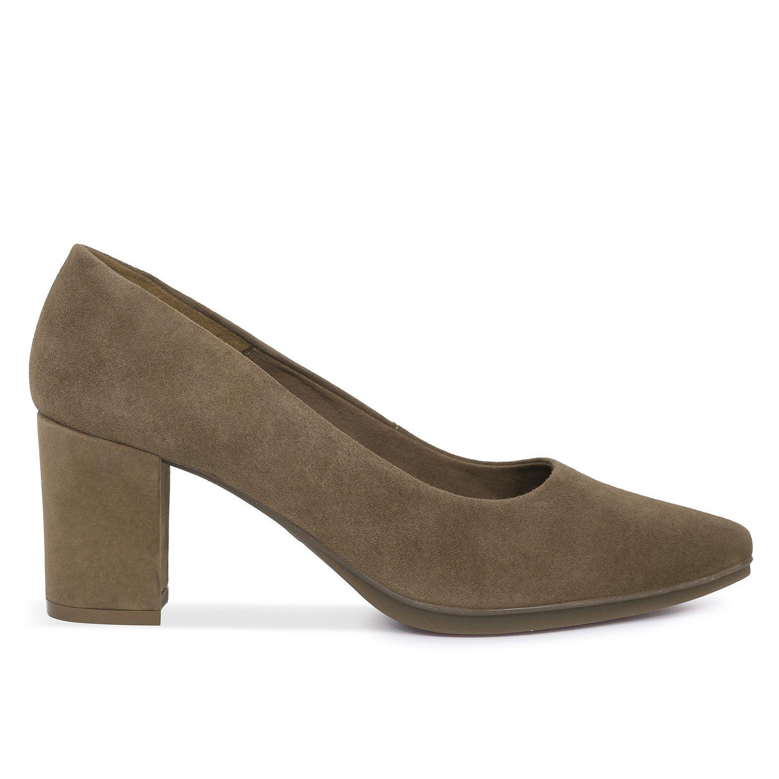 93a1c67e Zapatos mujer tacón bajo BEIGE VISÓN Urban S - Zapatos online miMaO – miMaO  ShopOnline