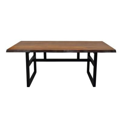 222 Fifth Gable Natural Live Edge Dining Table Dining Table