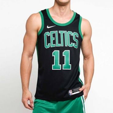 Nike NBA Boston Celtics Kyrie Irving Icon Edition 2018-19 Swingman Jersey 174c7eb8e