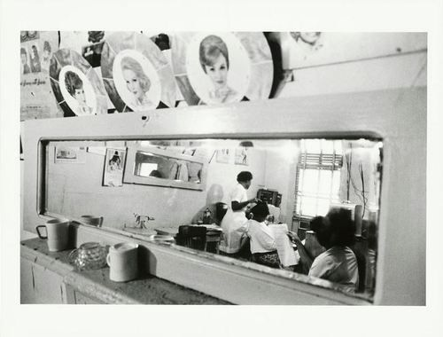 mage: Voter Registration at a Beauty Shop, Mississippi, Charles Moore, Collection of the Smithsonian National Museum of African American History & Culture.