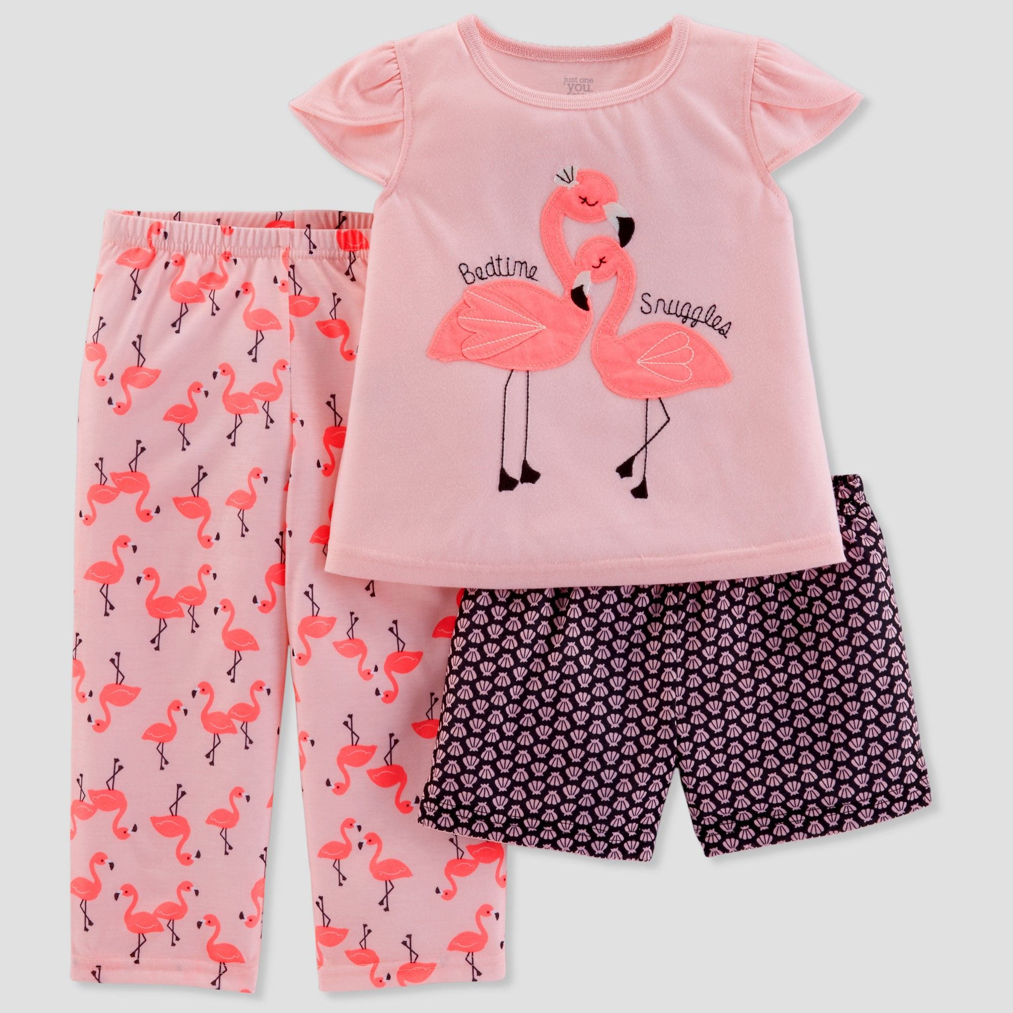6be7f5115 clearance prices 80e9a 36b12 baby girls 4pc owl south pajama set ...