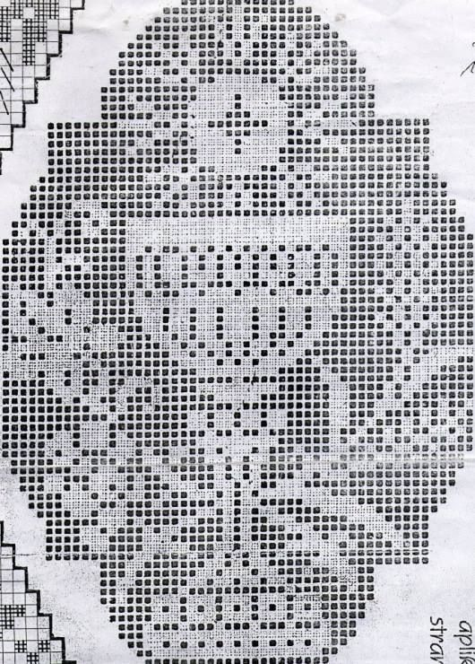 Pin de Ema Rebeca Alfaro Araya en Crochet Religioso   Pinterest ...