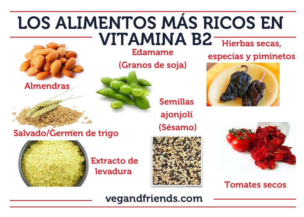 Mi rcoles hoy conoceremos los alimentos m s ricos en vitamina b2 preparado puedes - Alimentos vitaminas b ...