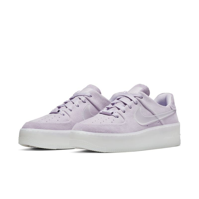 Nike AO2132 800 Air Force 1 07 Essential Sneaker Rosa