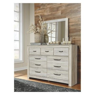 Best Bellaby Dresser White Signature Design By Ashley 400 x 300
