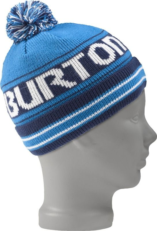 fe5f4fedd631b iguratively speaking the Tope Beanie from Burton can provide you classic  cold-weather style and comfort. This skully-fit hat features a vintage  stripe ...