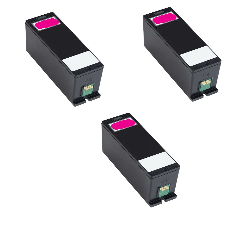 N Dell 331-7690 Magwnta Compatible Inkjet Cartridge FOR V525w V725w