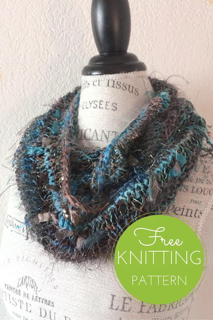 Stuff Cowl Free Knitting Pattern | Knit patterns, Patterns and Stuffing