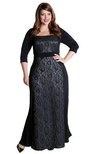 7c38aefa4f8 IGIGI Plus Size Talula Gown in Platinum 26 28 IGIGI