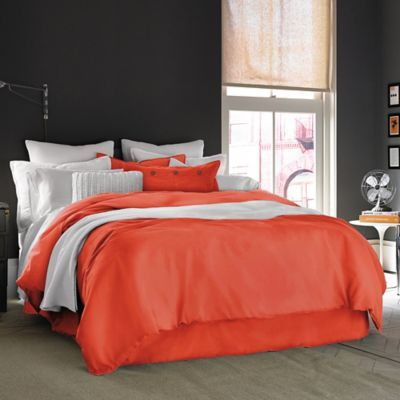 Kenneth Cole Reaction Home Mineral Twin Duvet Cover In