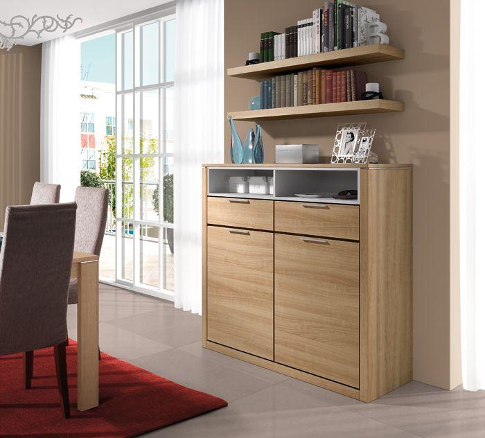 Kibuc muebles y complementos bufet colecci n athos - Complementos decoracion salon ...