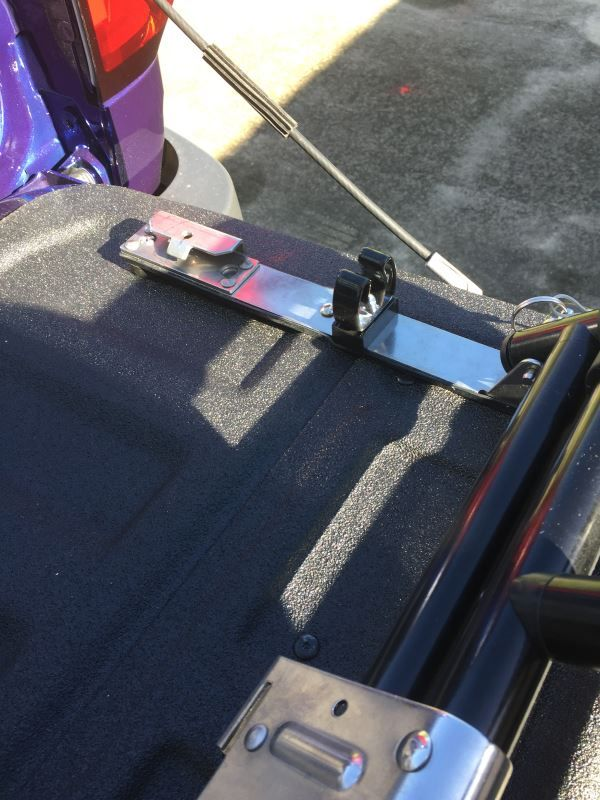 Fold Down Truck Bed Expander Black D Max Pinterest Toyota