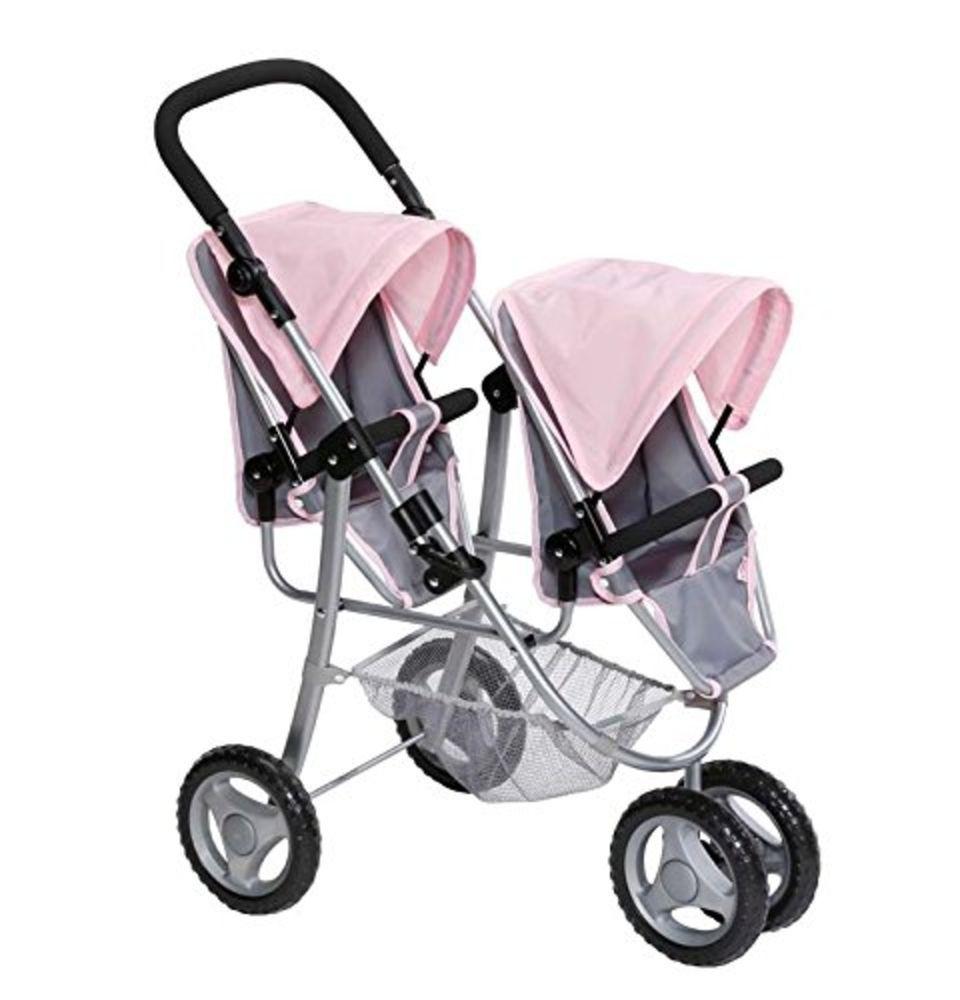 zwillingspuppenwagen baby born