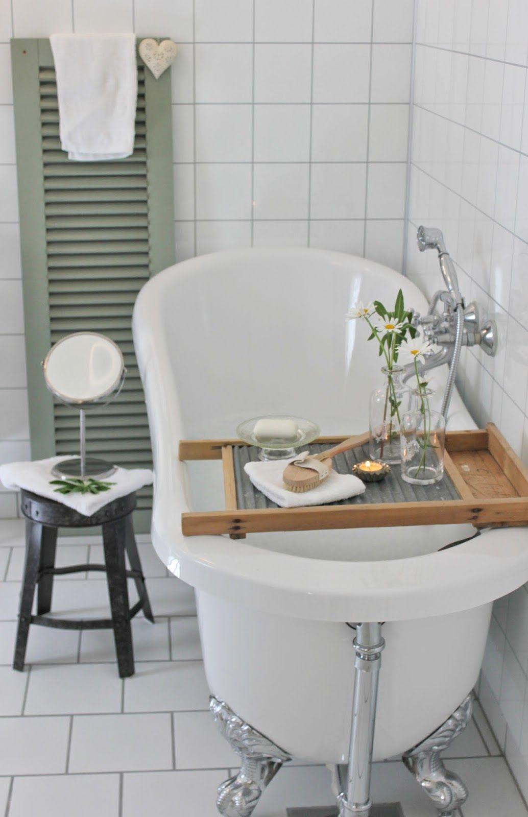 Bathroom Einrichtung Einrichtungsideen Alte Waschbretter