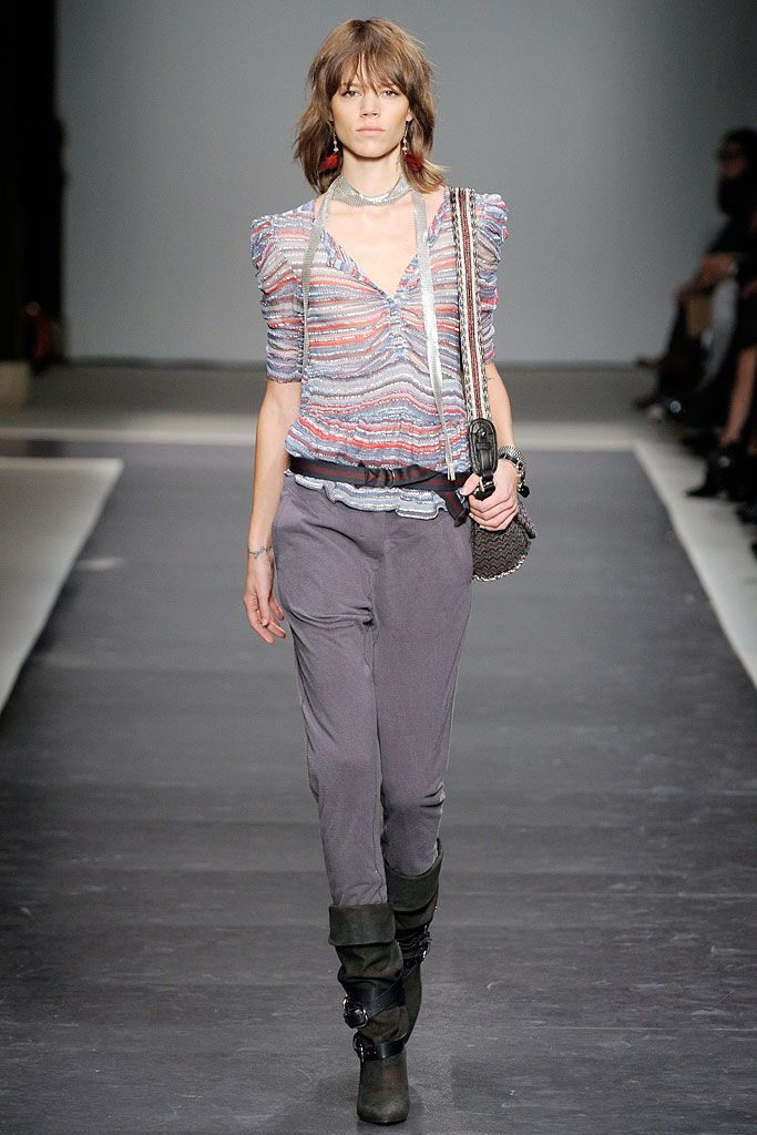 Isabel Marant | Spring 2010 Ready-to-Wear Collection | Style.com