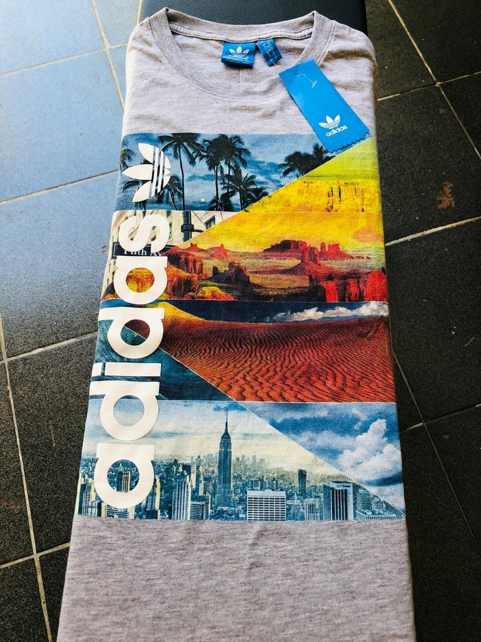 Camiseta Adidas | Roupas, Roupas importadas, Estampas