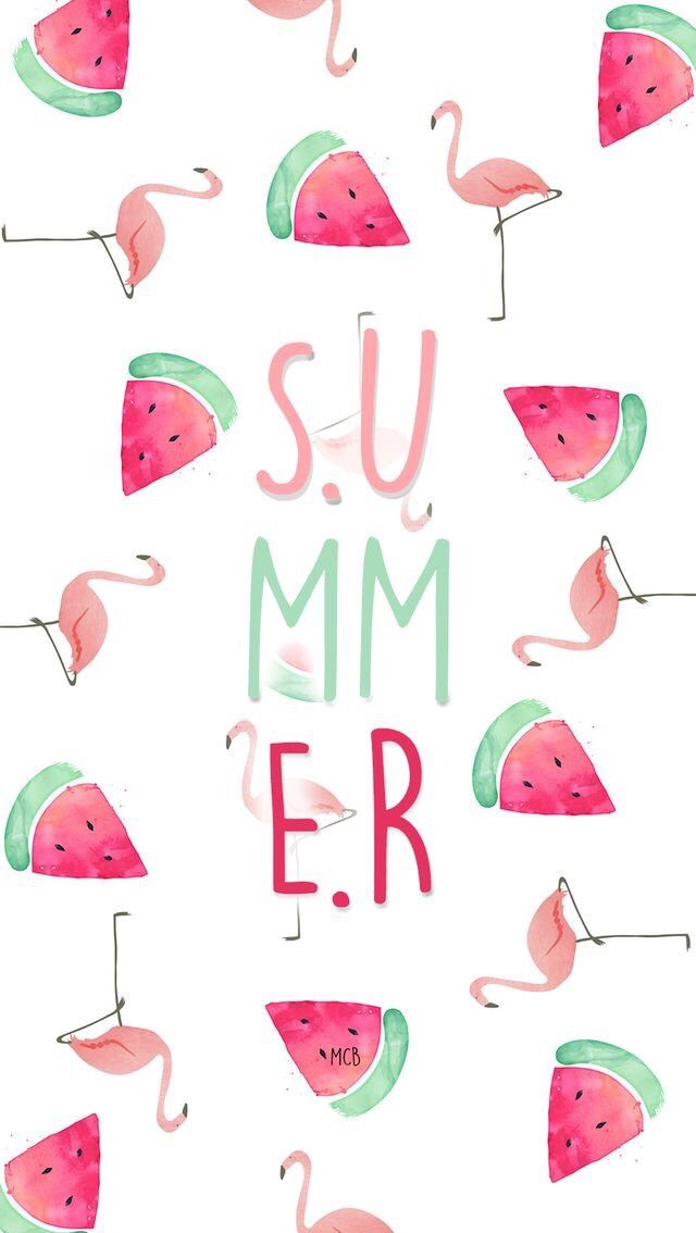 Summer Watermelon Wallpaper Background Watermelon Wallpaper Summer Wallpaper Iphone Wallpaper