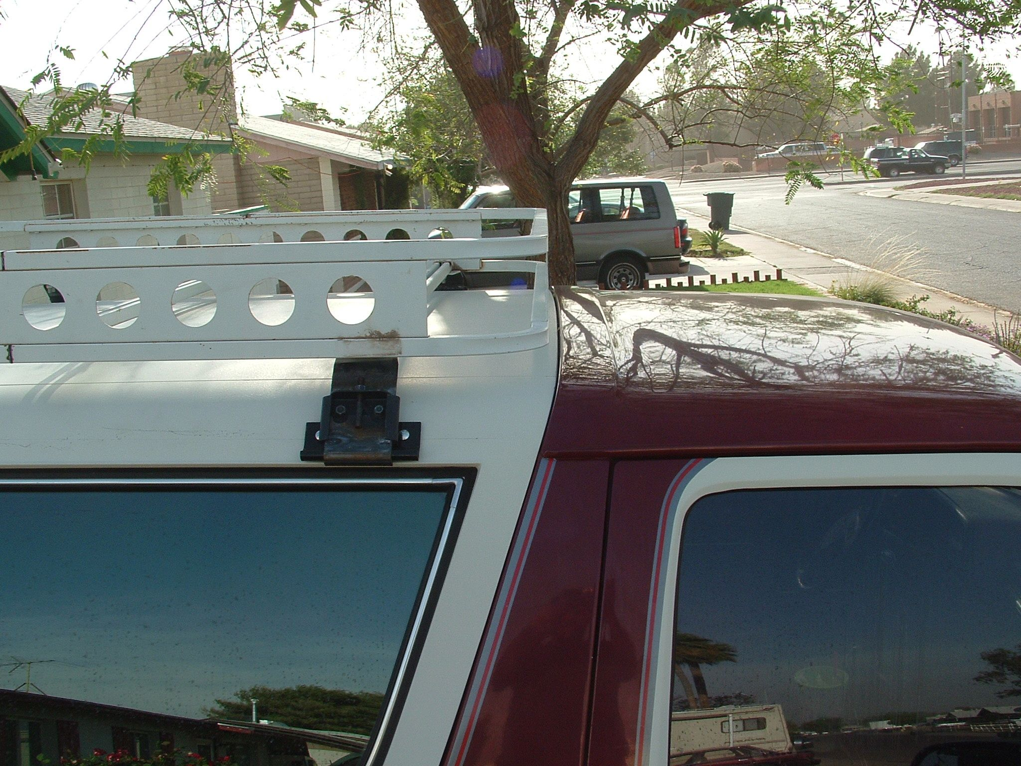 1990 Ford Bronco Roof Rack Picture Supermotors Net Bronco Ford Bronco Roof Rack
