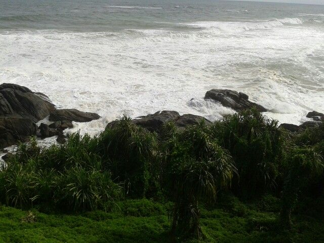 Amazing sea view  at Sri Lanka