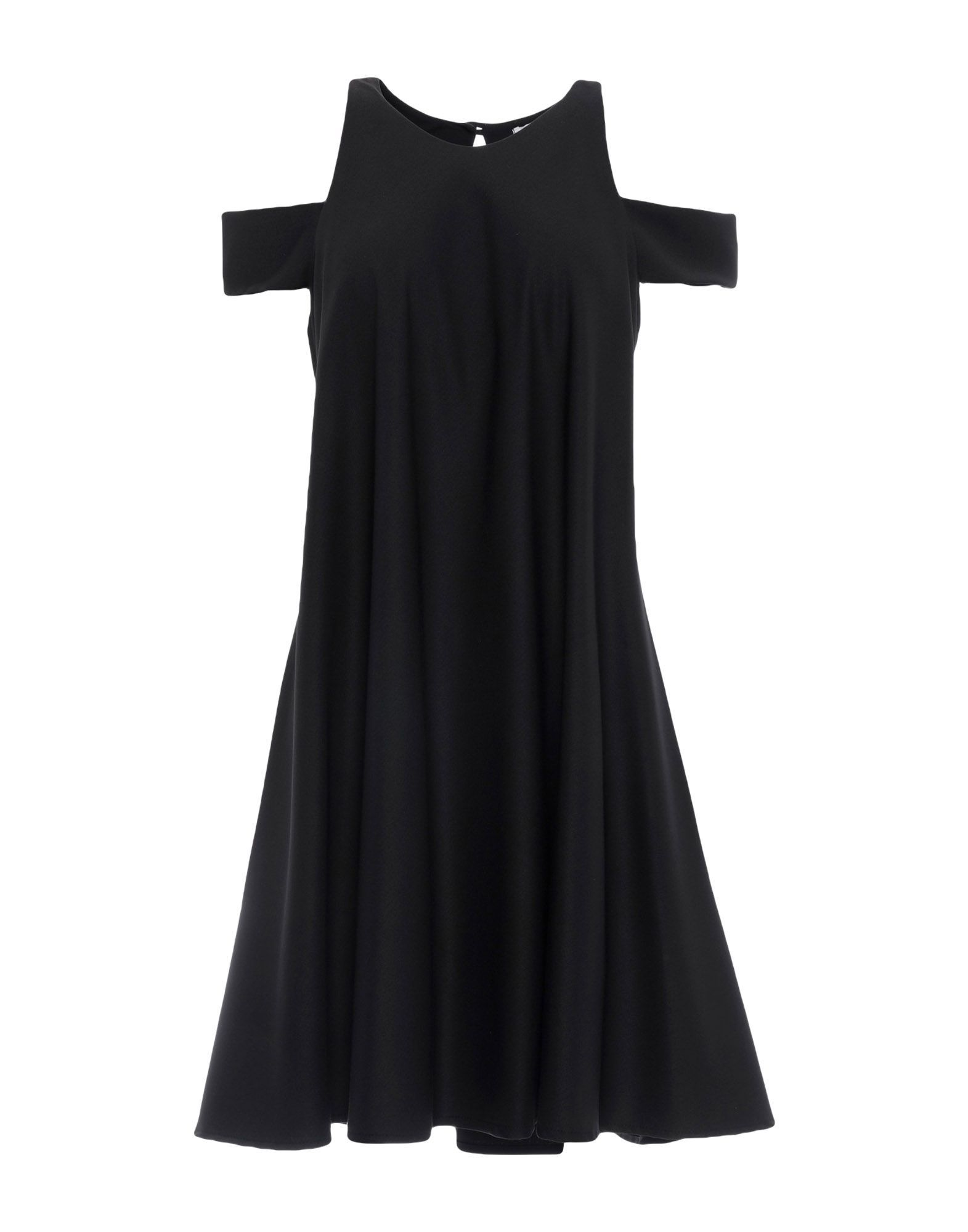 Größe 5Aktivwelt24 Motel Kurzes Schwarz Kleid Damen Farbe OXZiuPk