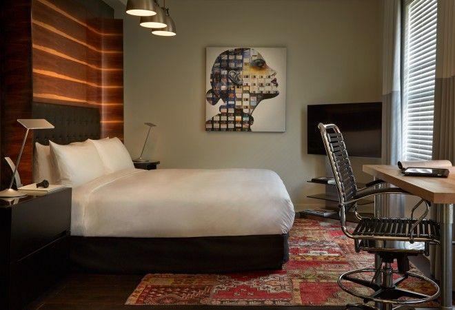 Hotel Zetta San Francisco hotel Overview - San Francisco - California - United States - Smith hotels