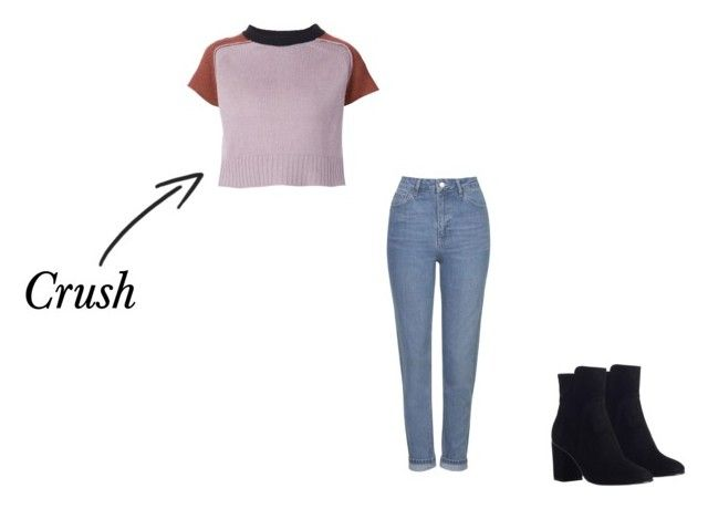 Crush#1 by billie-ann-richardson on Polyvore featuring mode, Marni, Topshop and Zimmermann