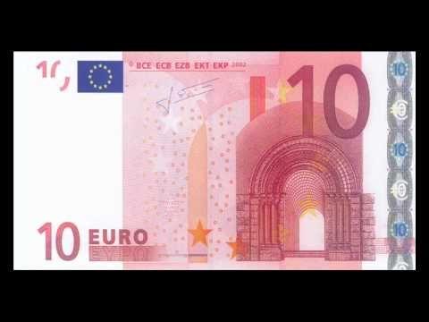 Frau Findet Durch 10 Euro Schein Heraus Dass Ihr Mann Fremdgeht Youtube Euro Scheine 10 Euro Schein Bilder