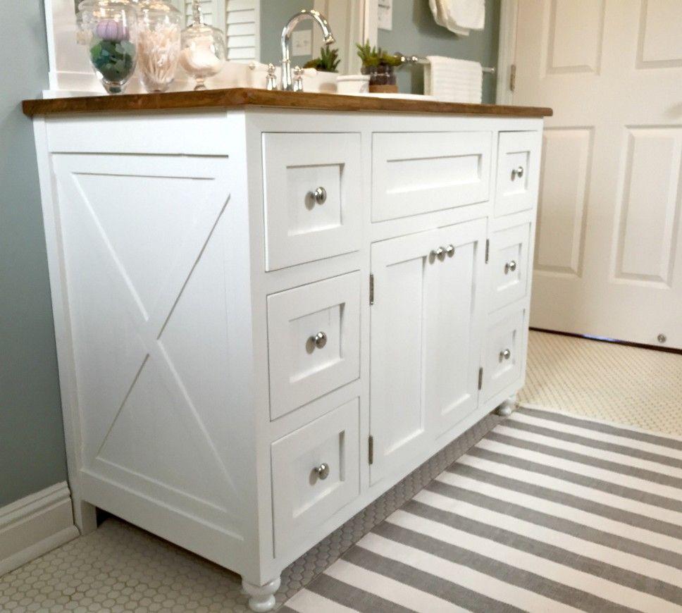 60 farmhouse bathroom vanities design bathroom