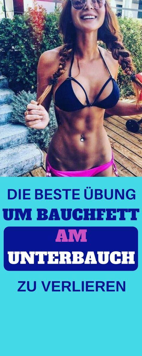 Übungen, um schnell Gewicht im Bauch zu verlieren