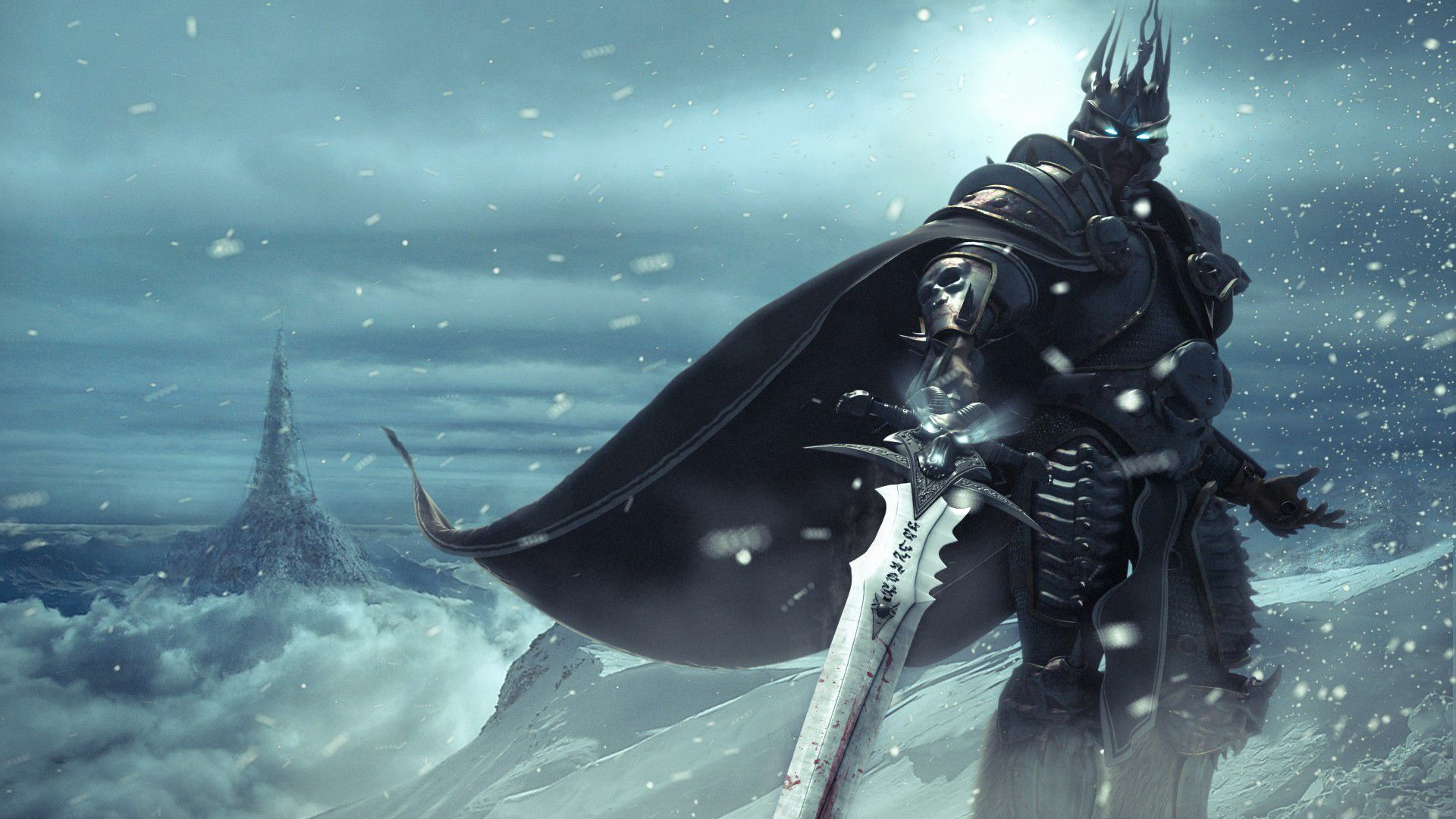 Lich King Wallpaper World Of Warcraft King S