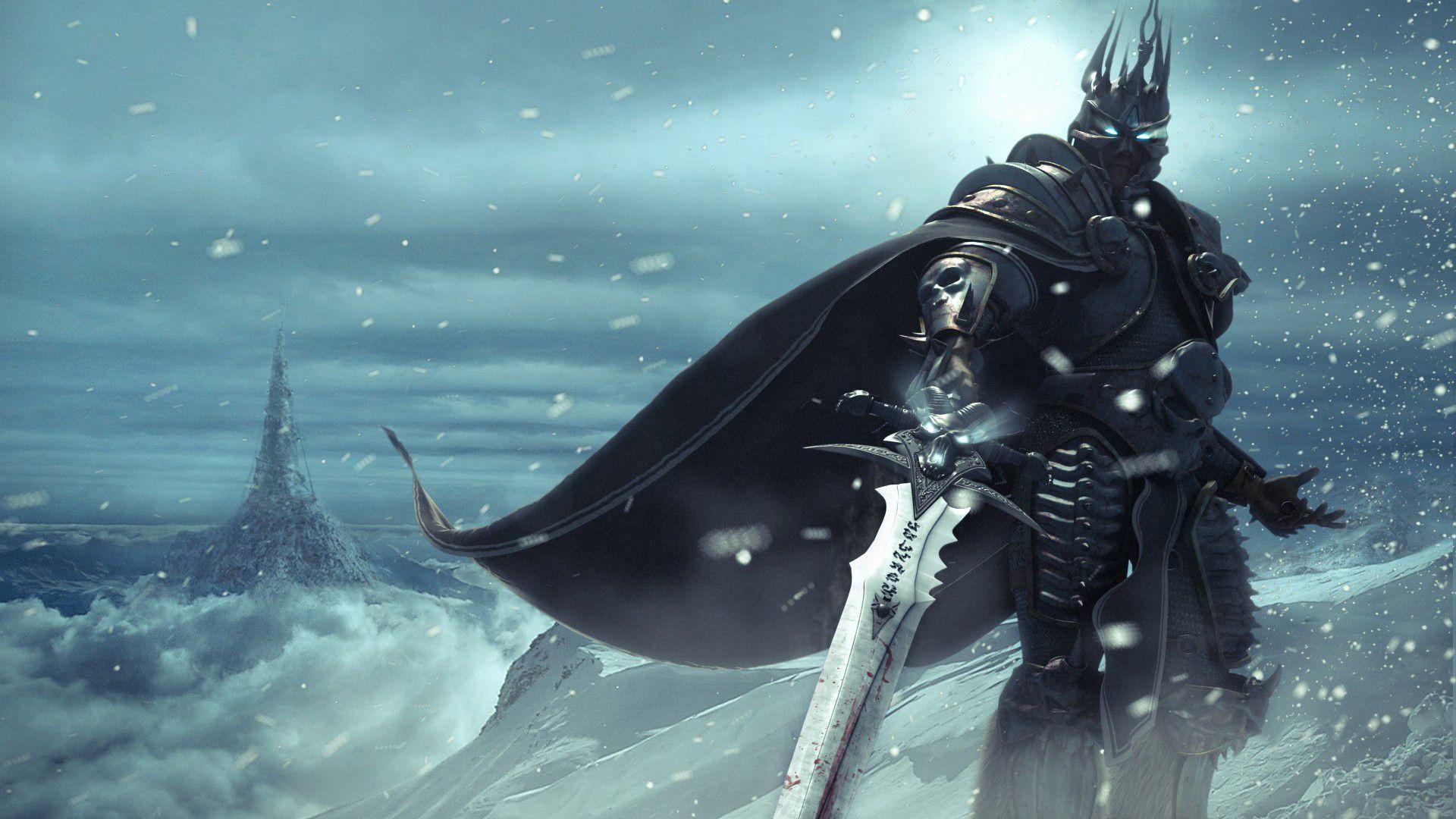 World Of Warcraft, Wrath Of The Lich King HD desktop wallpaper ...