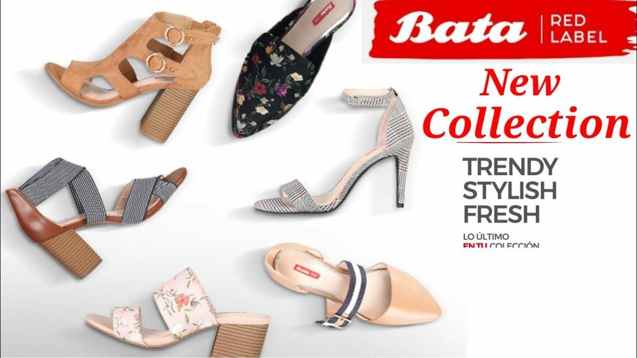 BATA RED LABEL NEW FOOTWEAR DESIGN