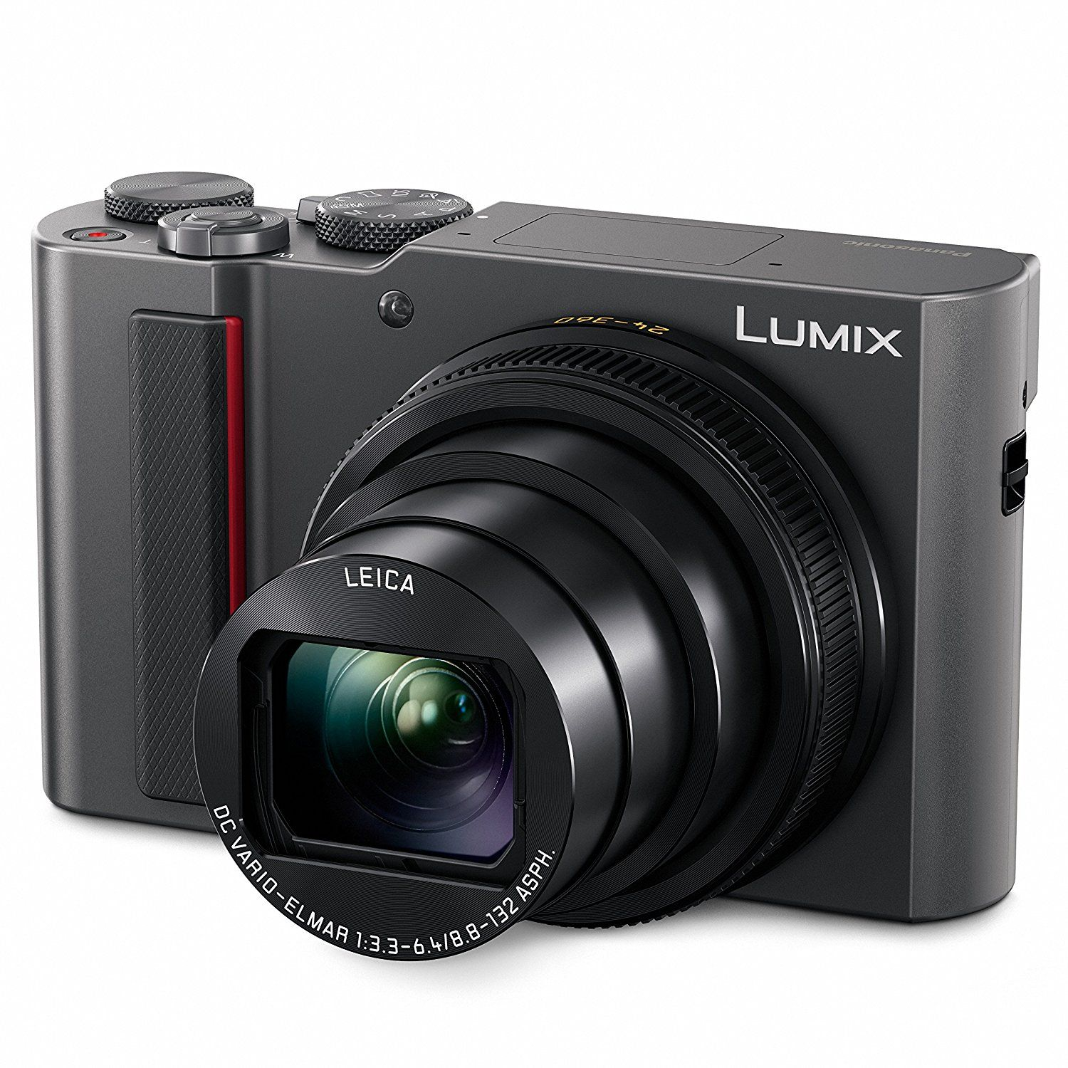 Amazon Com Panasonic Lumix Zs200 15x Leica Dc Lens With Stabilization 20 1 Megapixel Large 1 Inch Low Light Sensor Dc Zs200s Usa S Panasonic Camera Camera Best Camera