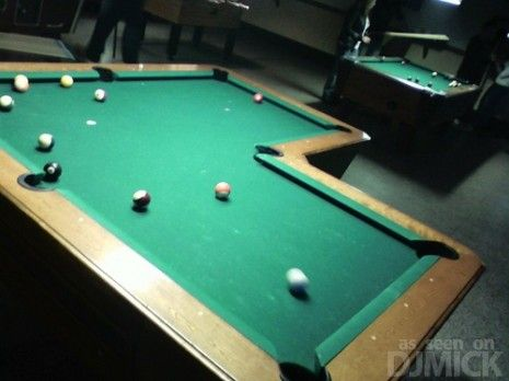 Gallery Of Unusual, Hi Tech, Round And Odd Shaped Pool Tables