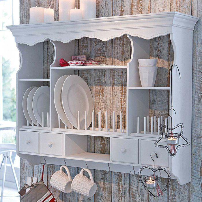 Photo of Shabby chic furniture creates a dramatic home decor