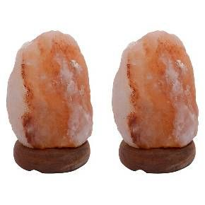 Salt Lamp Target Magnificent Accentuationsmanhattan Comfort Natural Shaped Himalayan Salt Decorating Design