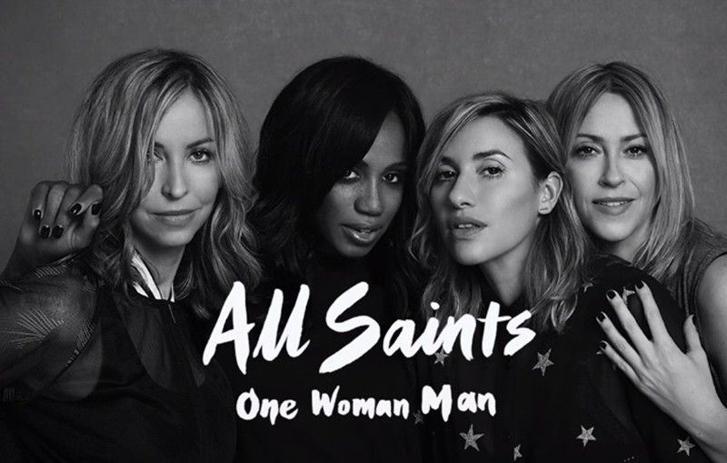 All Saints Premiere New Song 'One Woman Man' | | Music News