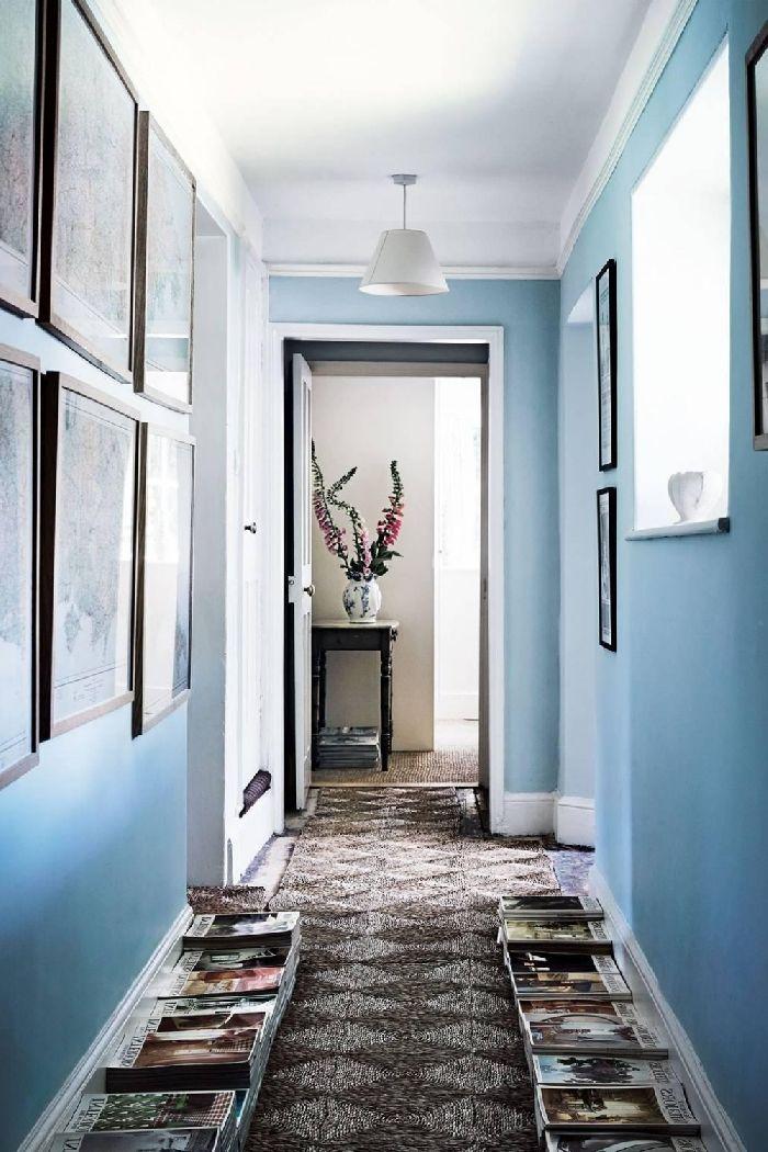 1001  idées de décoration de couloir d'entrée tendance