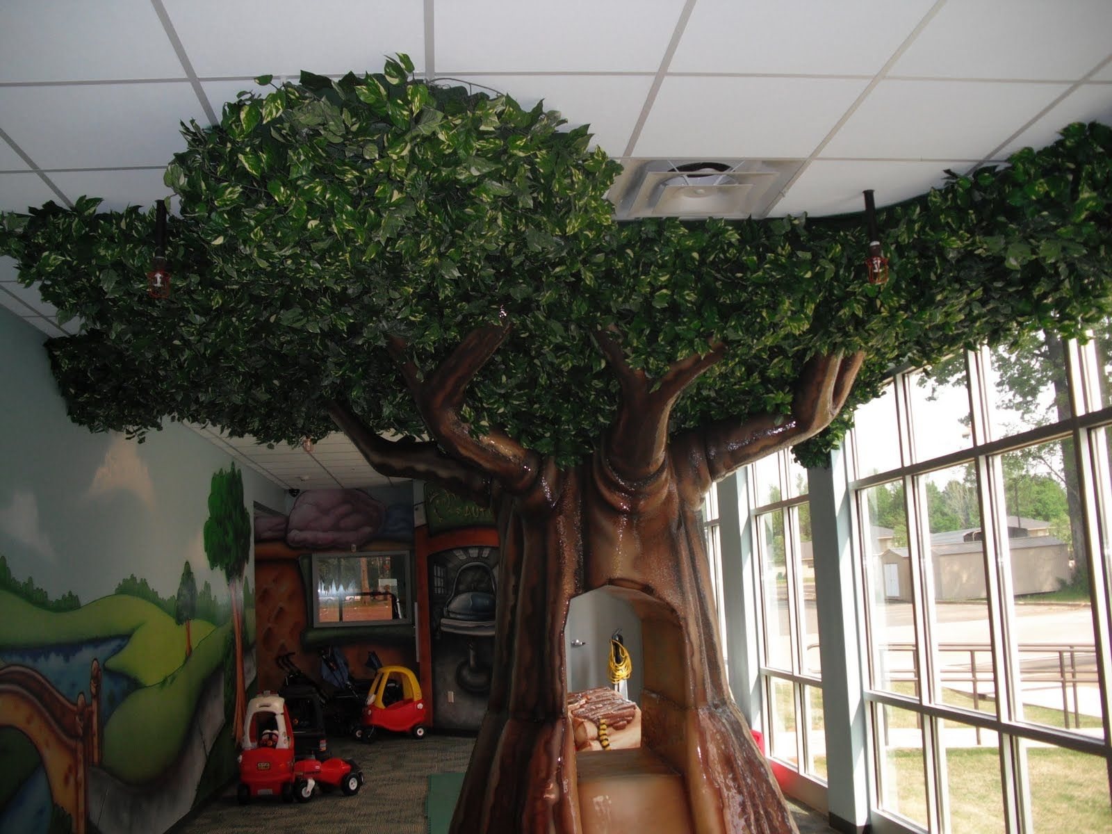 Themed Tree Slide Worlds Of Wow Blog Outdoors In