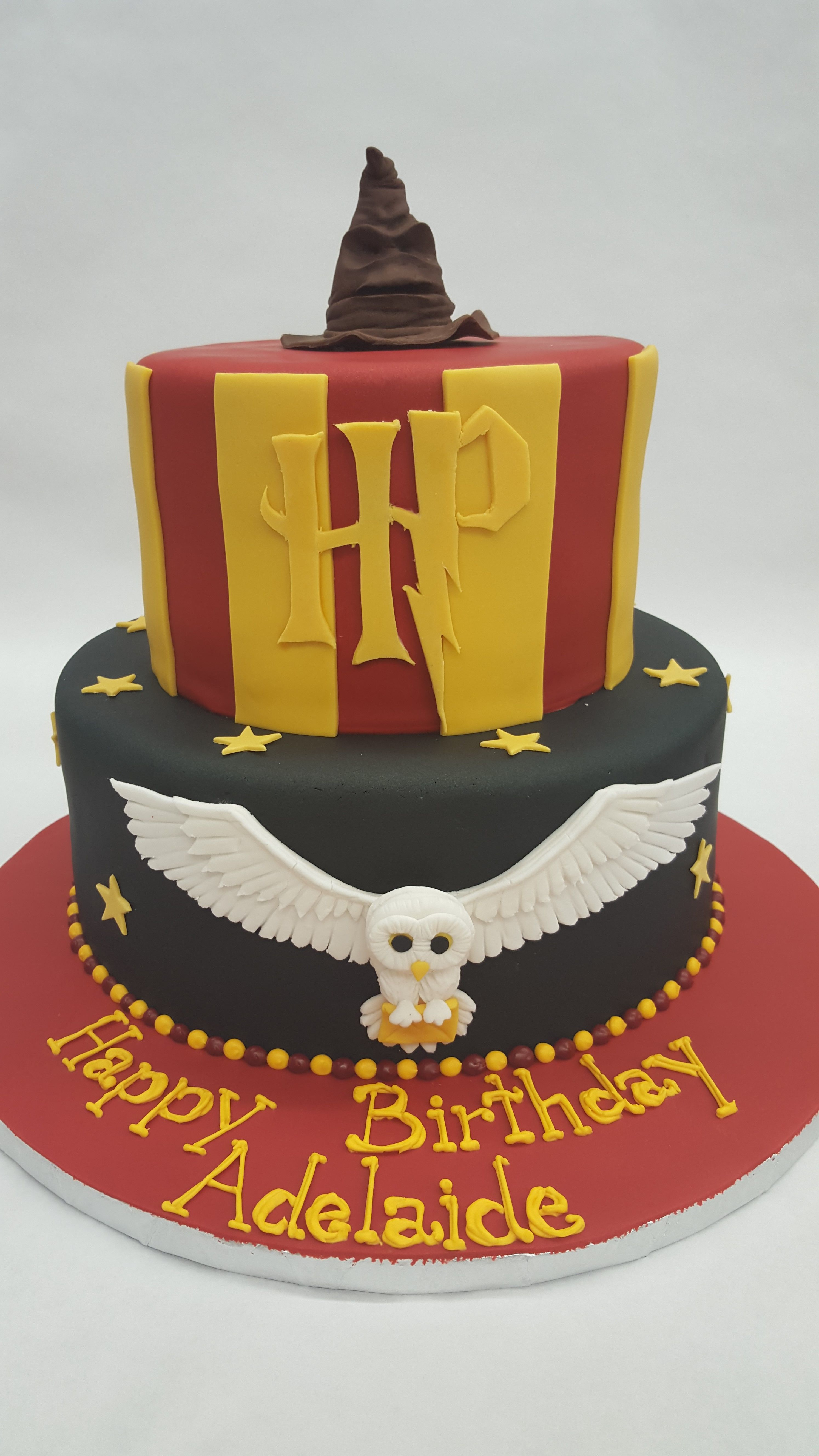 Hedwig Will Bring You The Most Delicious Birthday Treats