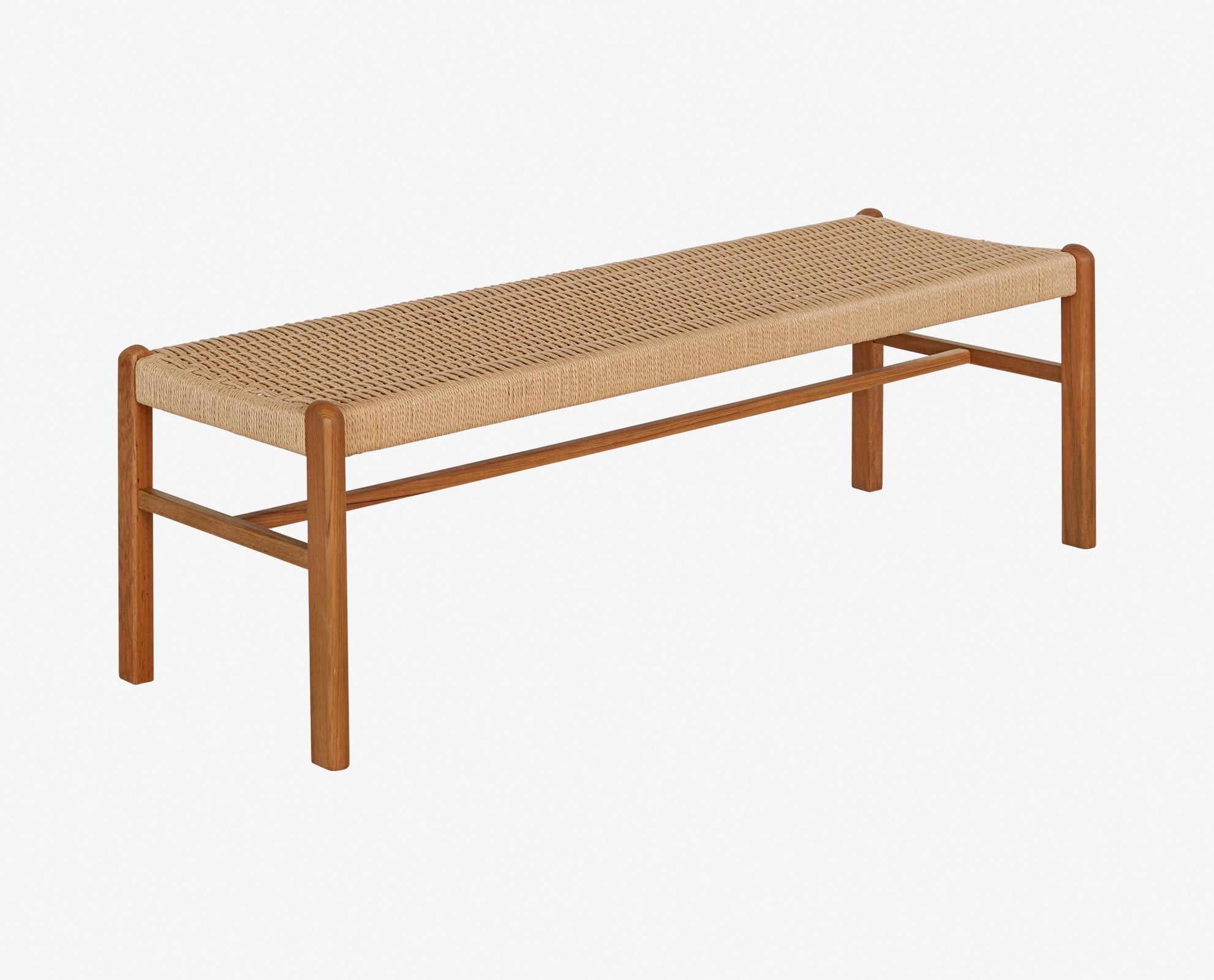 Scandinavian Designs The Raholt Dining Bench Is Ideal